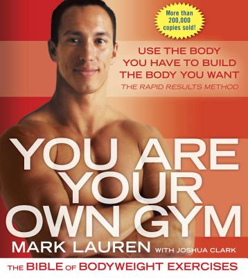 You Are Your Own Gym Cover
