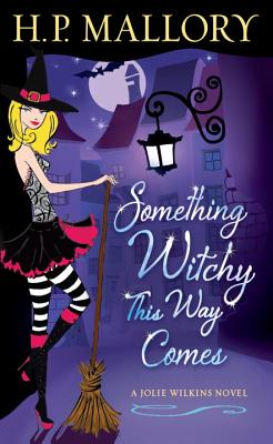 Something Witchy This Way Comes Cover Image