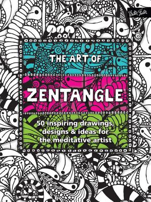 The Art of Zentangle Cover