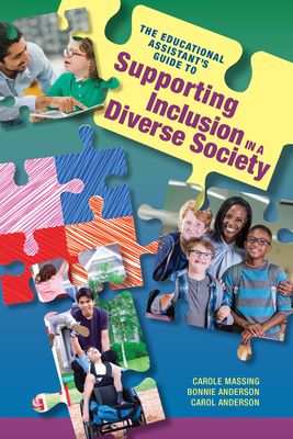 The Educational Assistant's Guide to Supporting Inclusion in a Diverse Society Cover Image