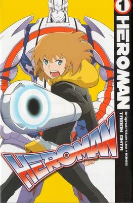 Heroman, Volume 1 Cover Image