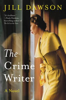 The Crime Writer Cover Image
