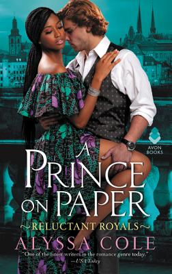 A Prince on Paper: Reluctant Royals Cover Image
