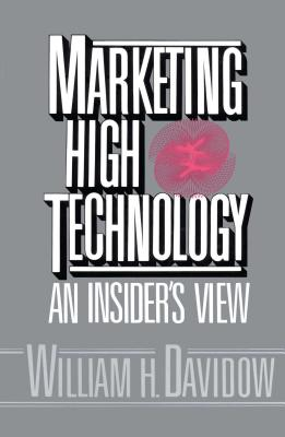 Marketing High Technology Cover Image