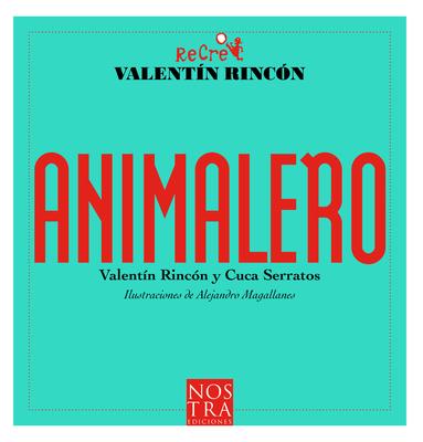 Animalero (Recreo Bolsillo) Cover Image