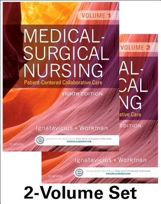 Medical-Surgical Nursing: Patient-Centered Collaborative Care, 2-Volume Set Cover Image