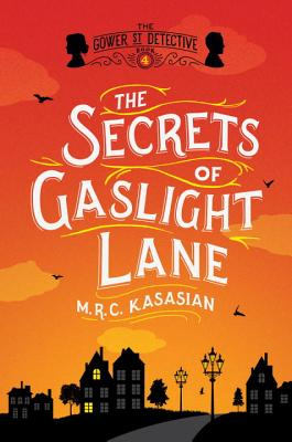 The Secrets of Gaslight Lane Cover Image