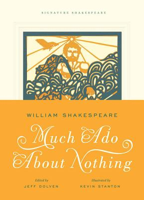Cover for Much Ado about Nothing (Signature Shakespeare)