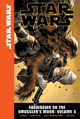 Star Wars: Showdown on the Smuggler's Moon, Volume 5 Cover Image