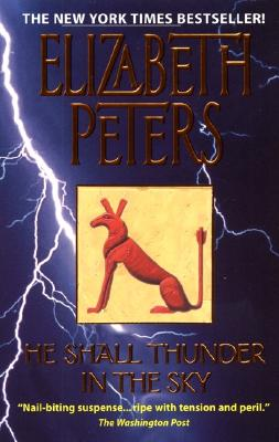 He Shall Thunder in the Sky: Cover Image