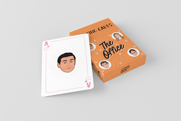 The Office Playing Cards Cover Image