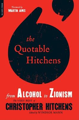The Quotable Hitchens Cover