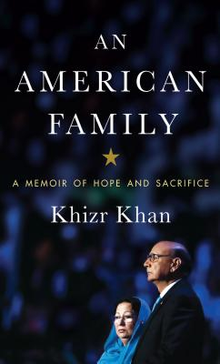 An American Family: A Memoir of Hope and Sacrifice Cover Image