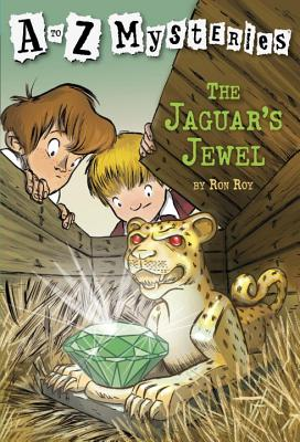 The Jaguar's Jewel Cover Image