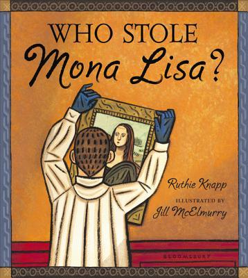 Who Stole Mona Lisa? Cover