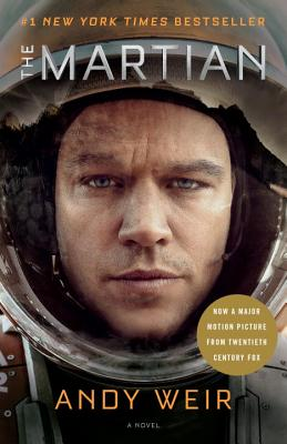 MARTIAN MOVIE TIE IN A NOVEL