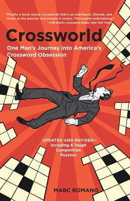Crossworld: One Man's Journey Into America's Crossword Obsession Cover Image