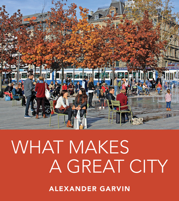 What Makes a Great City Cover Image