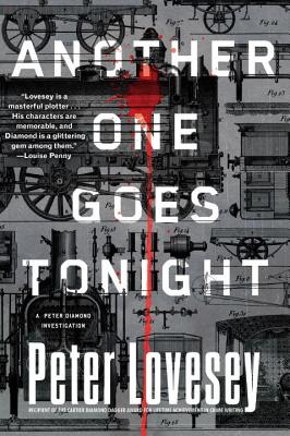 Cover for Another One Goes Tonight (A Detective Peter Diamond Mystery #16)