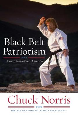 Black Belt Patriotism Cover