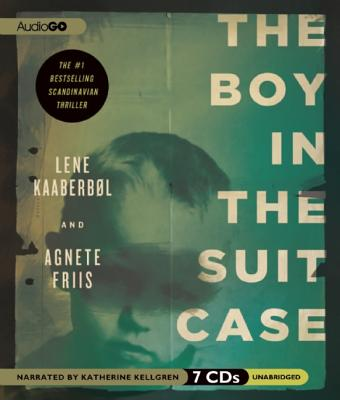 The Boy in the Suitcase Cover Image