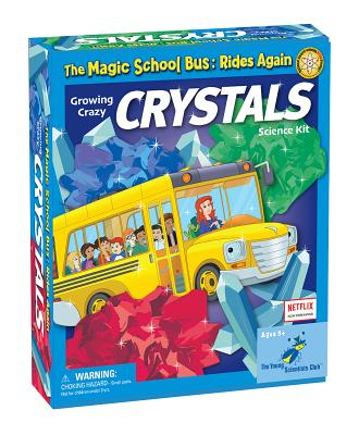 The Young Scientists Club (Magic School Bus) Cover Image