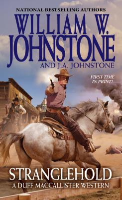 Stranglehold (A Duff MacCallister Western #9) Cover Image