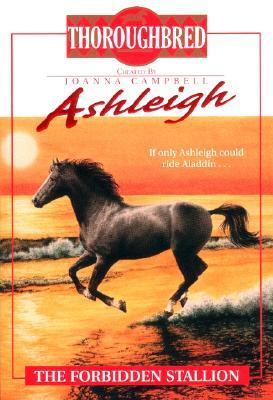 Ashleigh #5 The Forbidden Stallion Cover Image