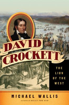 David Crockett: The Lion of the West Cover Image