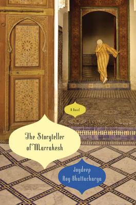 Cover Image for The Storyteller of Marrakesh: A Novel