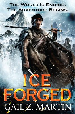 Ice Forged Cover