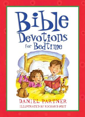 Bible Devotions for Bedtime (Bedtime Bible Stories) Cover Image
