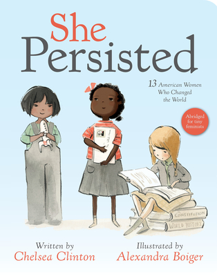 She Persisted Cover Image