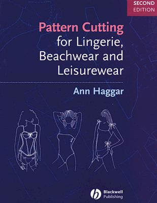 Pattern Cutting for Lingerie, Beachwear and Leisurewear Cover Image