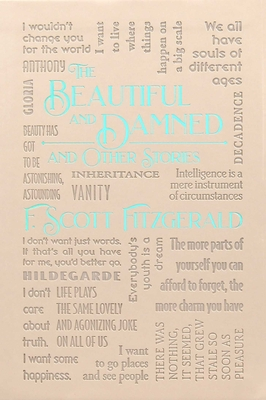 The Beautiful and Damned and Other Stories (Word Cloud Classics) Cover Image