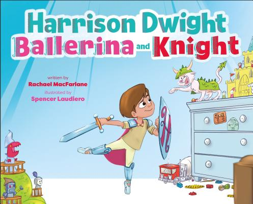Harrison Dwight, Ballerina and Knight (Eleanor Wyatt and Harrison Dwight) Cover Image