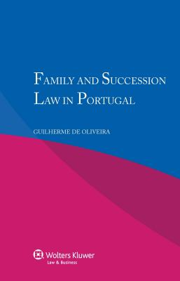 Family and Succession Law in Portugal Cover Image