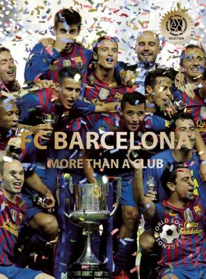 Cover for FC Barcelona