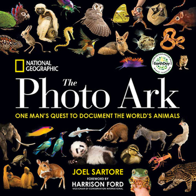 National Geographic The Photo Ark Limited Earth Day Edition: One Man's Quest to Document the World's Animals Cover Image