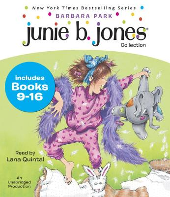 Junie B. Jones Collection Cover