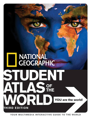 National Geographic Student Atlas of the World Cover Image