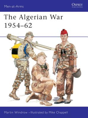 The Algerian War 1954 62 Cover Image