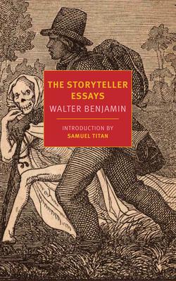 The Storyteller Essays Cover Image