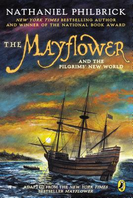 The Mayflower and the Pilgrims' New World Cover Image