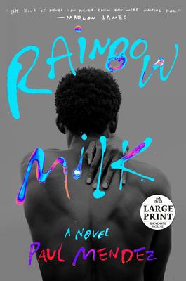 Rainbow Milk: A Novel Cover Image