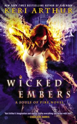 Wicked Embers (A Souls of Fire Novel #2) Cover Image