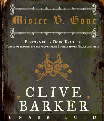 Mister B. Gone Cover Image