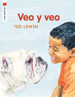 Cover for Veo y veo (¡Me gusta leer!)