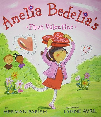 Amelia Bedelia's First Valentine (I Can Read Books: Level 2) Cover Image