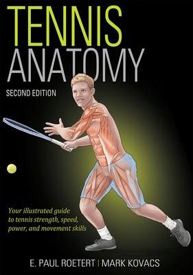 Tennis Anatomy Cover Image